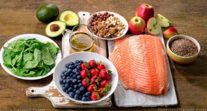 在饮食中添加更多天然抗氧化剂可以降低老年人患心血管疾病的风险