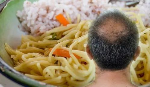 这种受欢迎的食物可能会导致脱发