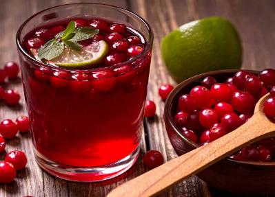 蔓越莓中的低聚糖可以预防尿路感染