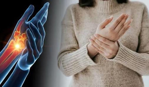 关节炎症状的四个最常见的警告信号