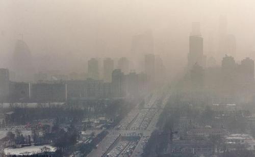 细颗粒空气污染与肾脏健康不良有关