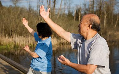 中国式锻炼可改善中风患者的四肢功能