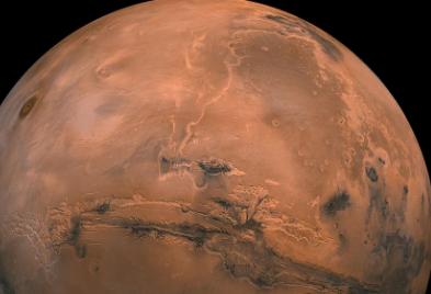 科学家找到了MARS上地下水系统的证据