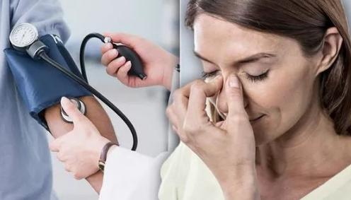 如果您的鼻子出现这种症状 可能会导致致命的高血压