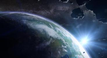 科学家发现地球磁场的作用就像鼓一样 脉冲沿其表面起伏