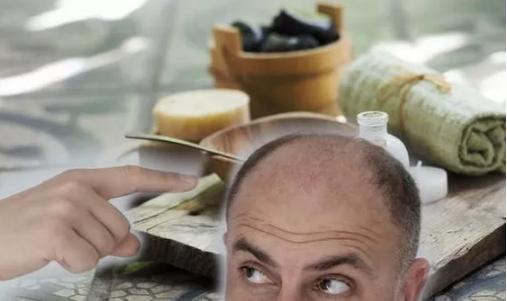 使用这种油可以刺激毛囊以帮助头发生长