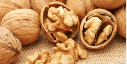 坚果中存在的脂肪酸可促进脂肪代谢